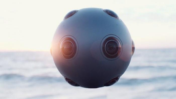"""""""나도 360도"""" 가상현실 뛰어든 노키아 - 테크홀릭"""