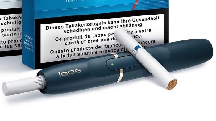 сигарета iqos