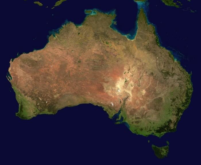 호주는 움직이고 있다 - 테크홀릭