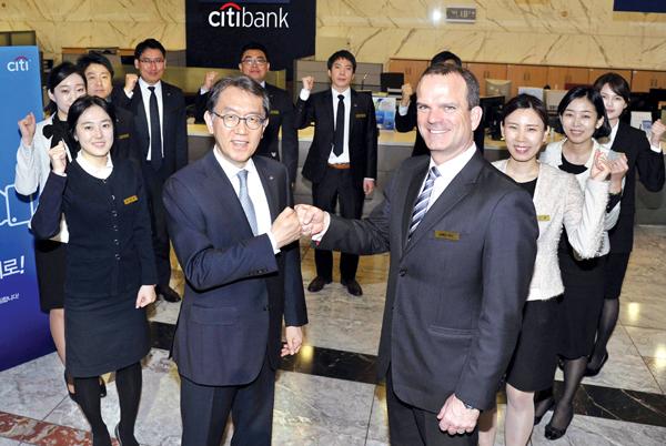 한국씨티은행, '아시아지역 최우수 기업·기관금융 디지털은행' 수상 - 테크홀릭
