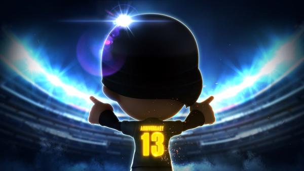 온라인 야구게임 '마구마구'의 13주년 생일잔치에 초대합니다~
