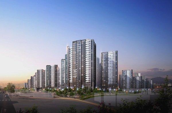삼성물산, 부산 연지동 '래미안 어반파크' 19일까지 계약 진행
